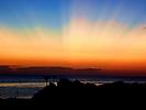 Linosa sunset